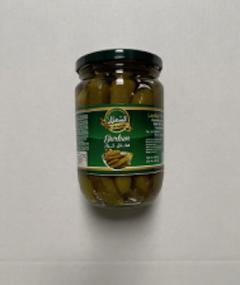 Arabic: Kabbis , Pickles