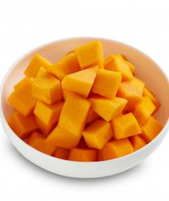 Cut: Diced Pumpkin kg