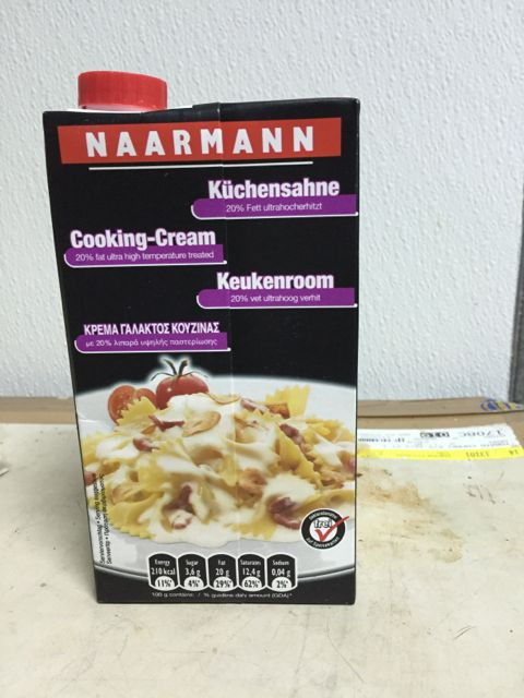 Narmaan : Cooking Cream 1 l