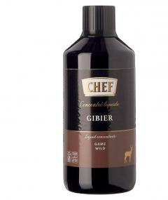 Chef liquid concentrate wild 1 liter