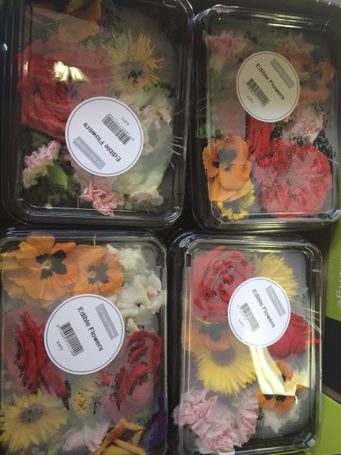 Flower : Edible Flower Mix