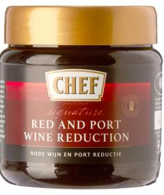 Chef signature paste red wine reduction 450 g